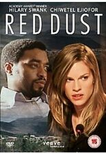 RED DUST HILARY SWANK CHIWETEL EJIOFOR VERVE PICTURES UK 2005 REGION 2 DVD NEW