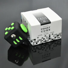 Magic Fidget Cube Anxiety Stress Relief Focus Gift For Adults & Age 8+ Child #3