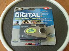 "RARE One-Time-Use Digital Disposable Camera! Dakota""Original""Collectors item!New"