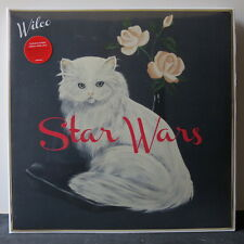 WILCO 'Star Wars' Gatefold White Vinyl LP NEW & SEALED