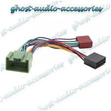 ISO Arnés De Cableado Adaptador de conector estéreo de coche radio Telar De Plomo Para Volvo C30
