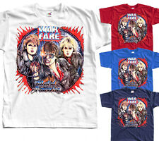 WARFARE Metal Anarchy   T SHIRT all sizes  White Red Blue Navy Black