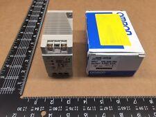 (Qty = 1) S82K-01505 Omron, 240vac Input, 5vdc Output, 15 Watt, AC/DC Converter