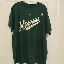 NHL Reebok Minnesota Wild #20 Hockey Shirt New L