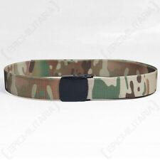 MULTITARN Rilascio Cintura-Quick Mimetica Esercito Militare Tattico Regolabile da Uomo