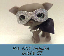 Littlest Pet Shop Clothes & Accessories LPS outfit Lot (pet not included) #57