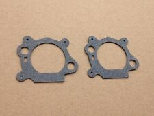 NEW AIR CLEANER GASKETS X 2 FOR BRIGGS & STRATTON QUANTUM ENGINE 272653 795629