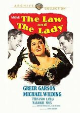 The Law and the Lady DVD (1951) - Greer Garson, Michael Wilding, Fernando Lamas