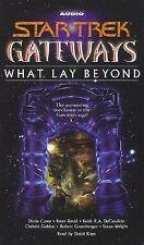 Star Trek Gateways : What Lay Beyond, Peter David, Good Book