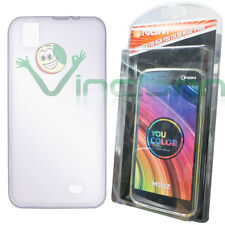 Custodia cover ORIGINALE NGM per You Color M502 P508 case TPU trasparente