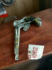 2000 2001 2002 2003 2004 Nissan Sentra window motor regulator rear driver side
