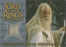 "Lord of the Rings Two Towers - ""Gandalf's Silk Shirt"" Costume Card"