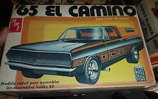 AMT T250 1965 CHEVY EL CAMINO STREET RODS MODEL Car Mountian KIT 1/25 OPEN
