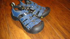 KEEN BOYS SZ 12 BLUE SANDALS SHOES