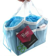 New Lunch Bag, cool/warm handbag organiser, Handbag Insert, Blue - Tyler