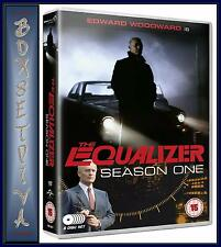 THE EQUALIZER - COMPLETE SEASON 1 ***BRAND NEW DVD **