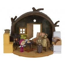 "Game set ""House Misha"" with accessories from Masha and the Bear (Masha e Orso)"