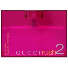 Gucci Rush 2 ~ Eau de Toilette Spray 2.5 oz / 75 ml Women's Perfume New Sealed!!