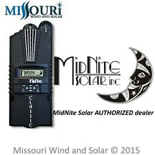 MidNite Solar Classic 200 MPPT Charge Controller, Regulator 200V 79A Made in USA