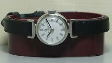 Ladies VINTAGE OMEGA Winding SWISS Made WRIST WATCH r463 Old used antique