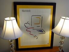 ***SUPER SPECIAL*** AMAZING PICASSO POSTER FROM APPLE MACINTOSH
