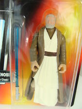 Star Wars 1995 Ben (Obi Wan) Kenobi Figure on Red Card  NM