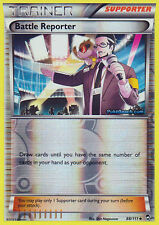 BATTLE REPORTER 88/111 - XY FURIOUS FISTS POKEMON TRAINER CARD - IN STOCK NOW!