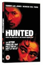 Die Hunted DVD Film Action Adventure Ex Vermietung