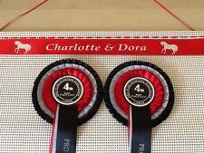 Personalised Rosette Display  Holder Extra Large   Rosettes /Dog,Horse, Show