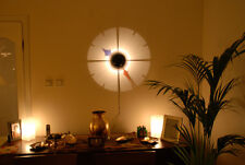 Time bright, WALL CLOCK  LIGHT, MOUNTED  PROJECTION clock.