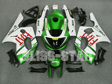 Green White Fairing Bodywork For Yamaha YZF600R thundercat 1997-2007 61 B3