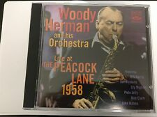 Woody Herman - Live at Peacock Lane Hollywood (January 13, 1958, Live CD