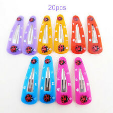 20pcs/Lot Colorful insects Baby Kids Girls Hair Clips Hairpins Hair Accessories