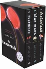 The Immortals : Evermore; Blue Moon; Shadowland Bks. 1-3 by Alyson No�l...