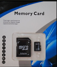 Hot~32GB Micro SD Card TF Flash Memory MicroSD MicroSDHC Class 10 Free Adapter