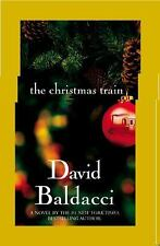 The Christmas Train by David Baldacci (2003, Hardcover, Revised)