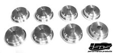 ISIS Aluminum Subframe Solid Bushings Set For 89-98 240SX S13 & S14