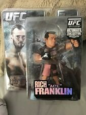 Limited Edition Rich Franklin Round 5 UFC MMA Brand NEW! RARE #56 of 500
