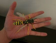 RARE Retired Blip Toys Bee Wasp Hornet Yellow Jacket Insect Bug Figure