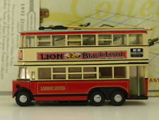 Matchbox Yesteryear YET03-M Diddler Trolley Bus