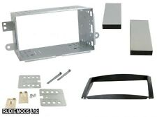 Daihatsu Terios 07 on Black Double Din Car Stereo Fitting Kit Facia CT23DH01