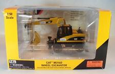 Norscot 1/50 CAT m316d WHEEL Excavator Cucchiaio Escavatore fa. Eggers OVP #979