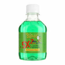 Stinger 5x 7-Day Detox Extra Strength Cleanser  8 oz  with  6 panel test