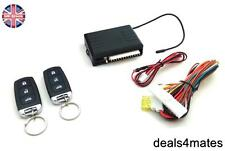 Universal Remote Central Locking Keyless Entry kit VW passat jetta corrado golf