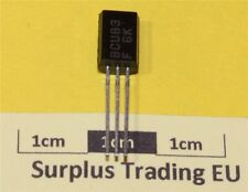 BCU83 NPN Silicon Transistor 60V 5A TO92(EXT) - (Pk of 2)