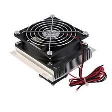 New Thermoelectric Peltier Refrigeration Cooling System Kit Cooler DF