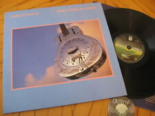 DIRE STRAITS Brothers In Arms Club Edition 1985 German Lp raaare Tooop
