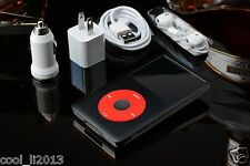 1600mah+240GB/256GB SSD iPod Classic 7th Generation 160 GB Black (Latest Model)
