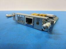CISCO WIC-1DSU-T1 WAN Interface Card 1-Port T1 CSU/DSU 800-03279-03C0