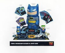 Funko BATMAN JOKER THROW DOWN BOARD GAME with Mini Figures Cards SEALED IN STOCK